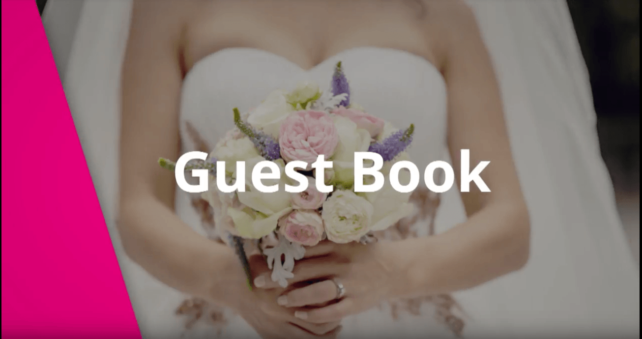 Quick Tip: Guest Book
