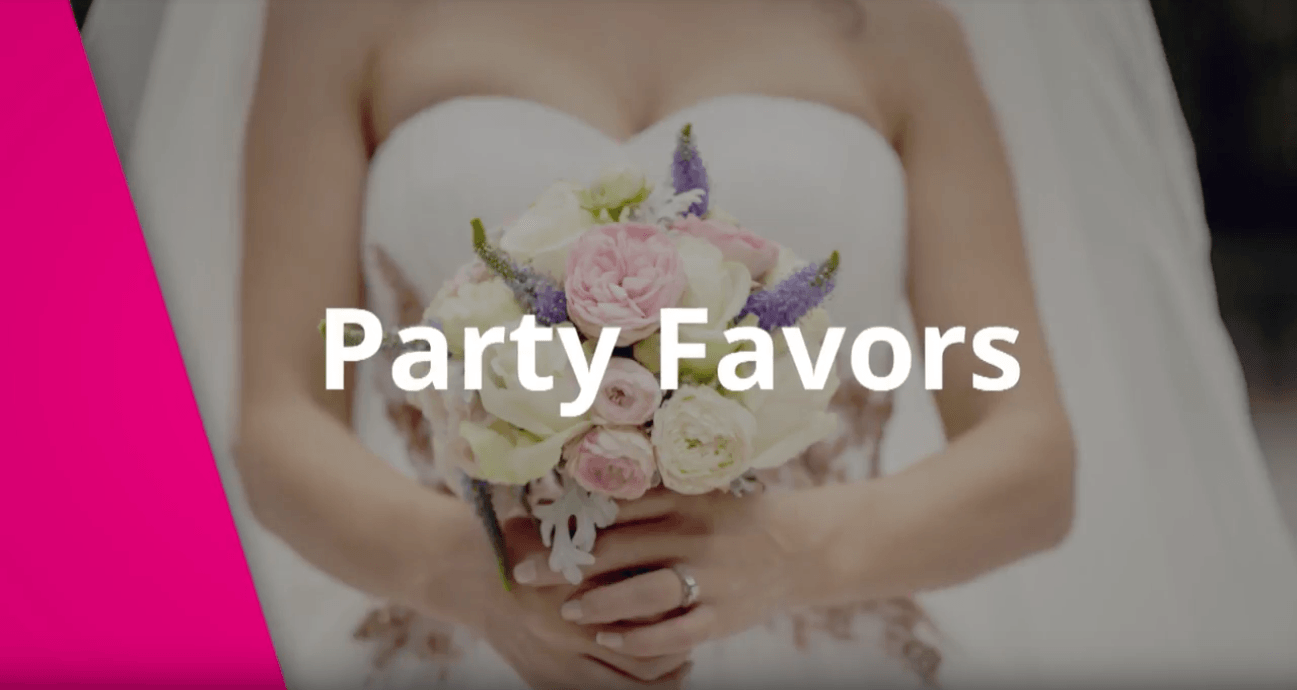 Quick Tip: Party Favors