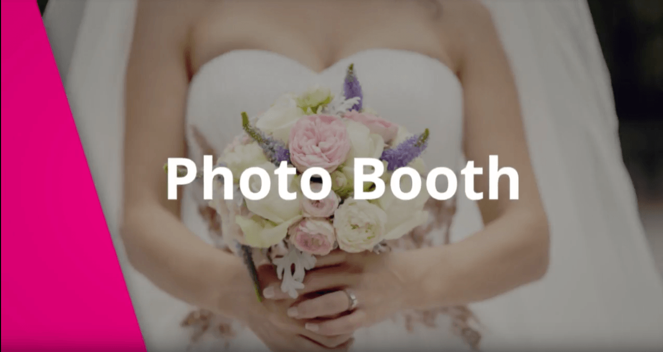 Quick Tip: Photobooths